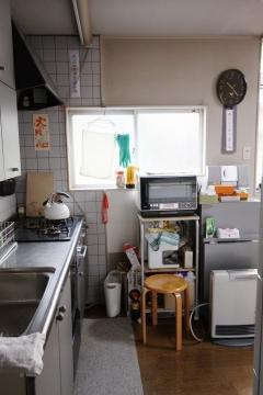 豊橋市既設キッチン