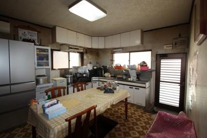 田原既設キッチン