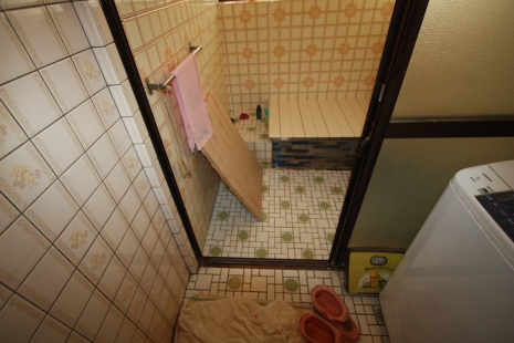 田原市既設浴室
