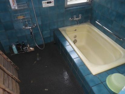 蒲郡既設浴室