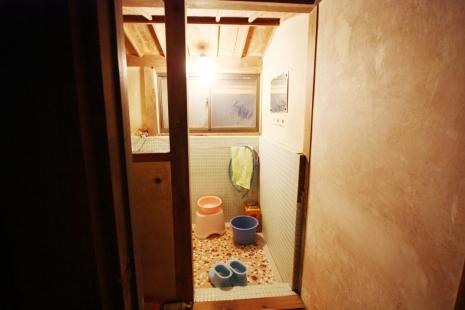田原市洗面・浴室リフォーム前