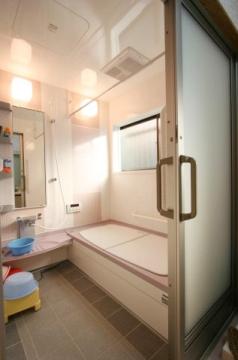 新城市洗面・浴室リフォーム後