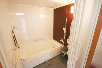 豊橋市洗面・浴室リフォーム後