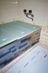 豊橋市洗面・浴室リフォーム前