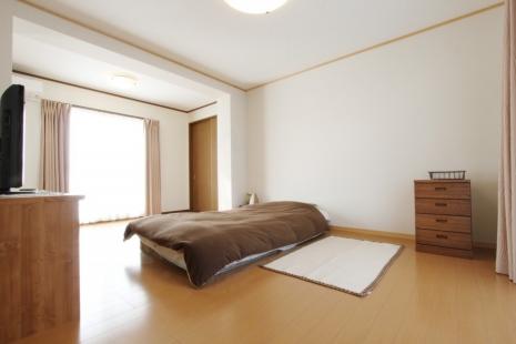 豊橋市寝室リフォーム後