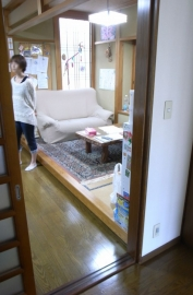 豊川市キッチン・LDKリフォーム前