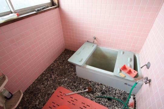 田原市 洗面・浴室 リフォーム前