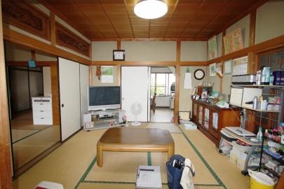 田原市 キッチン・LDK リフォーム前