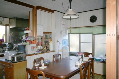 豊橋市 キッチン・LDK リフォーム前