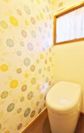 豊橋市 トイレ リフォーム後