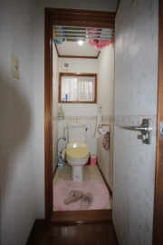 豊橋市 トイレ リフォーム前