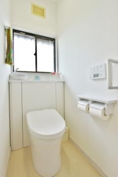 豊川市 トイレ リフォーム後