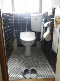 豊川市 トイレ リフォーム前