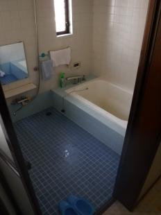 豊橋市タイルのお風呂