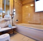 豊川市リノベーション後お風呂