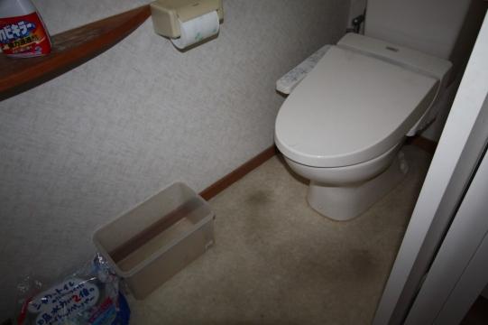豊橋トイレ既設