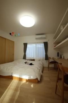 田原市寝室リフォーム