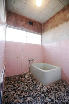 豊橋市リノベーション前お風呂