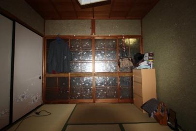 豊川市リノベーション前和室