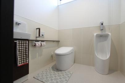 新城市トイレ